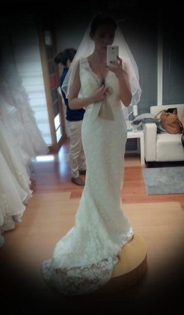 Vestido noiva reservado - 2