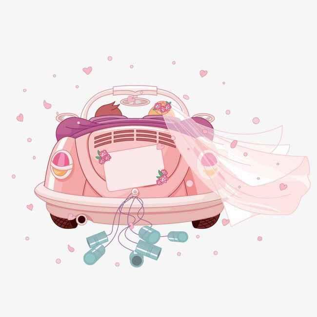 Carro dos noivos - 1