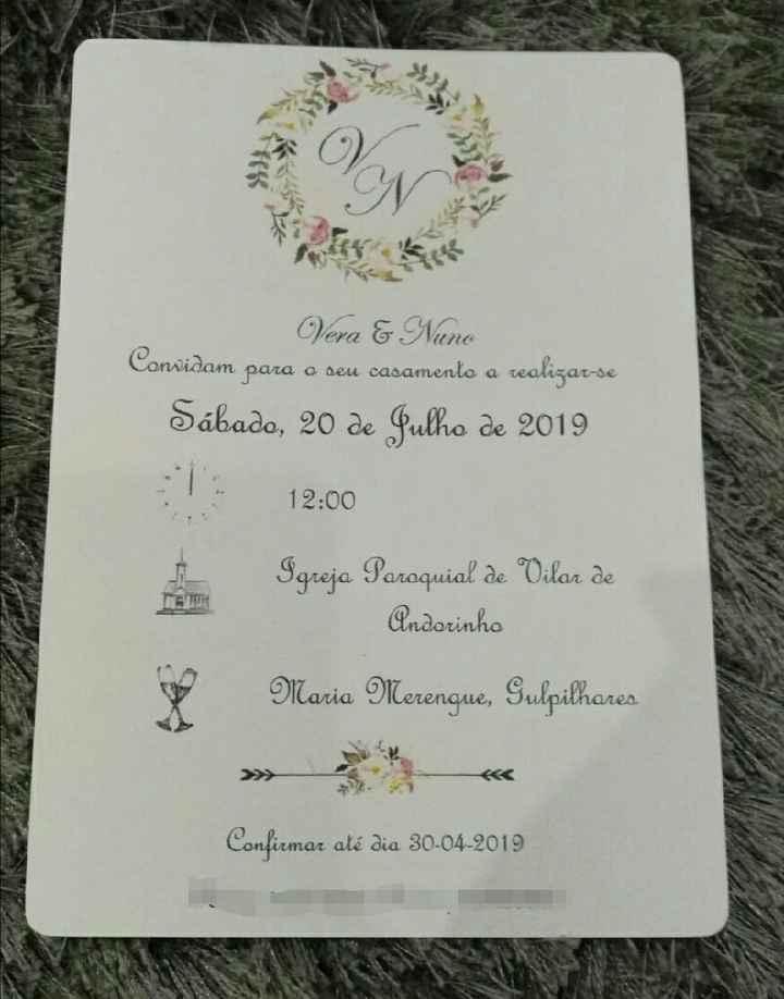 Convites prontos - 3