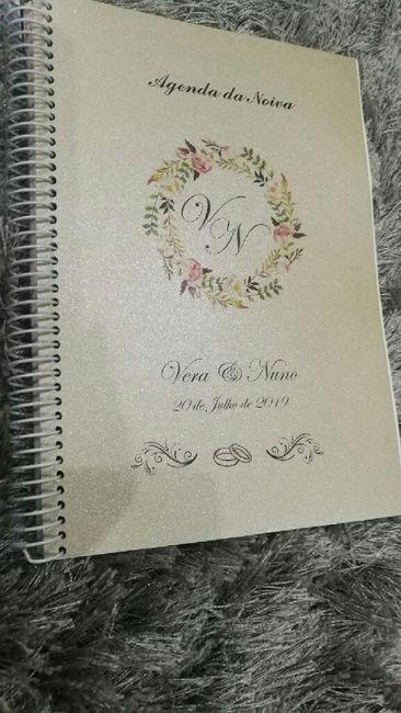 Agenda da noiva - help me!!! - 1