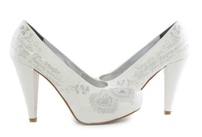Sapatos And i Wonder - 1