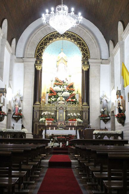 Valores decoração igreja - 1