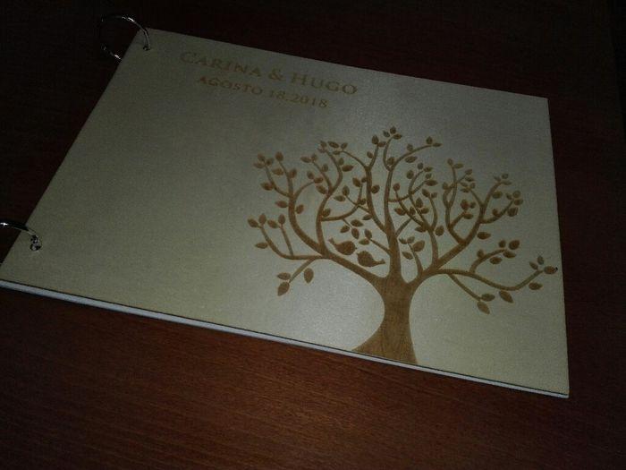 Livro de honra - 1