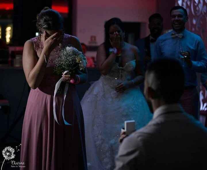Pedido de casamento - 1