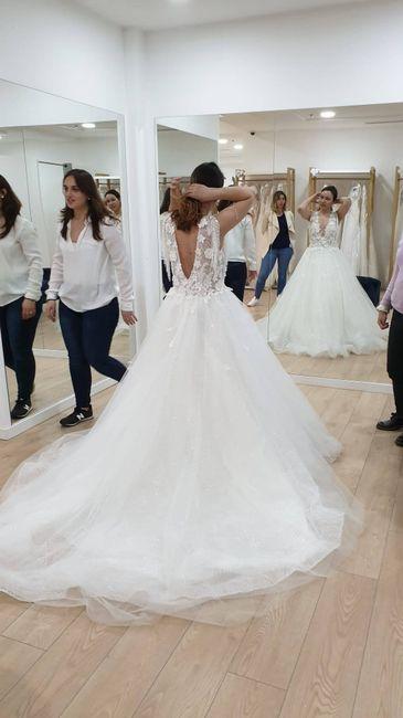 ...and the bride wore pink - o processo da escolha do vestido 1