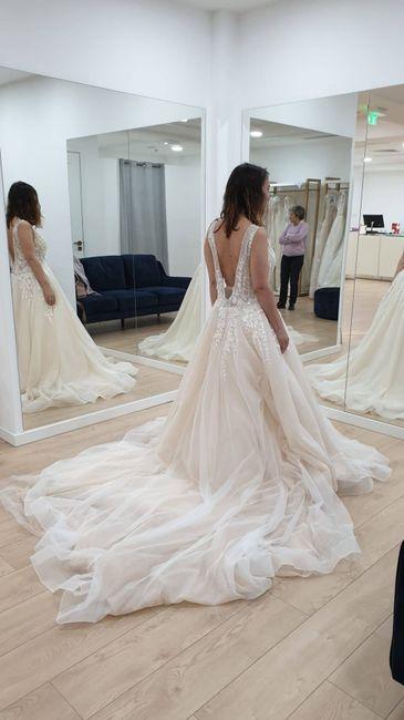 ...and the bride wore pink - o processo da escolha do vestido 2