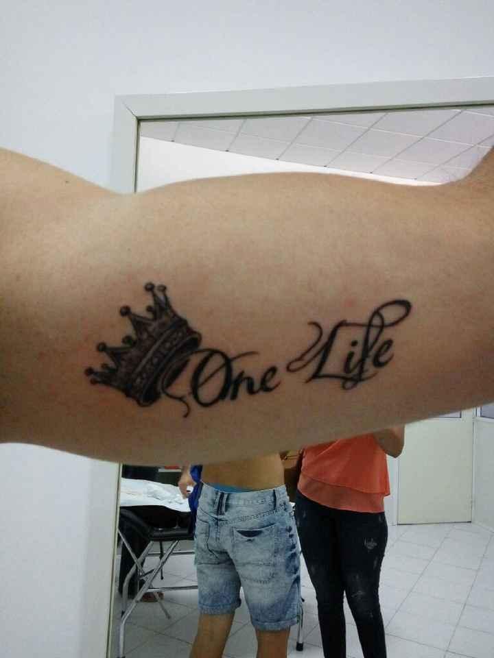 Tatuagem em conjunto...quem tem? - 1