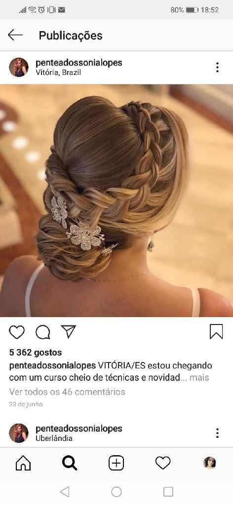 o drama do penteado!!! - 3