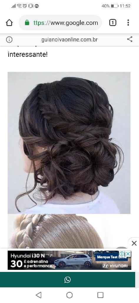 o drama do penteado!!! - 5