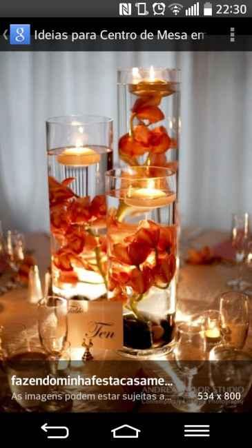 Mesa dos noivos- decoração - 1