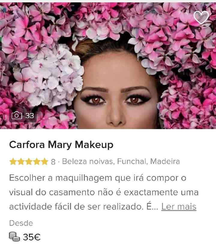 Noiva Madeirense - 1