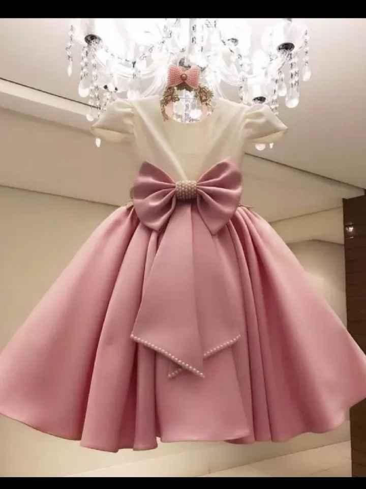 Vestidos das daminhas - 3