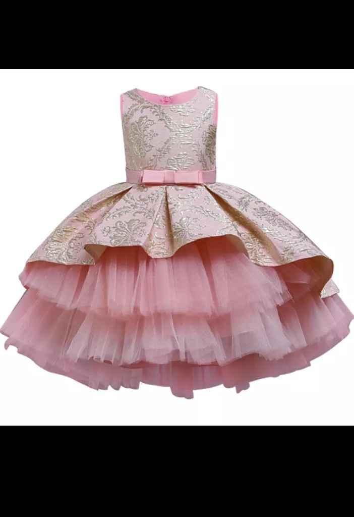 Vestidos das daminhas - 4