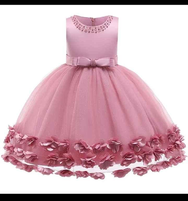 Vestidos das daminhas - 7