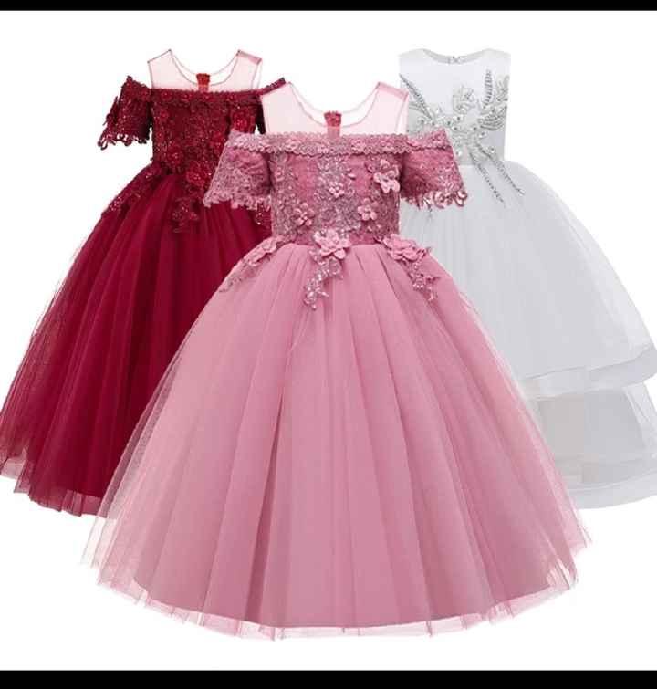 Vestidos das daminhas - 8