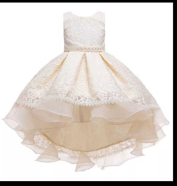 Vestidos das daminhas - 5
