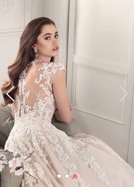 Valor do vestido de noiva 1