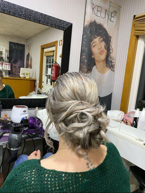 Prova de cabelo check❤️ 1