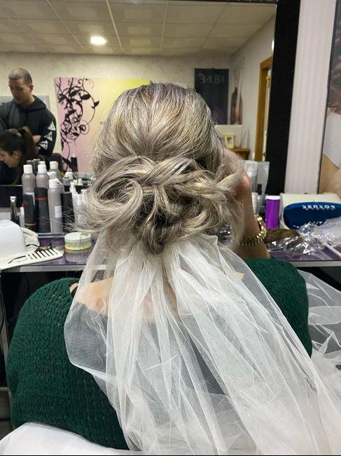 Prova de cabelo check❤️ 2