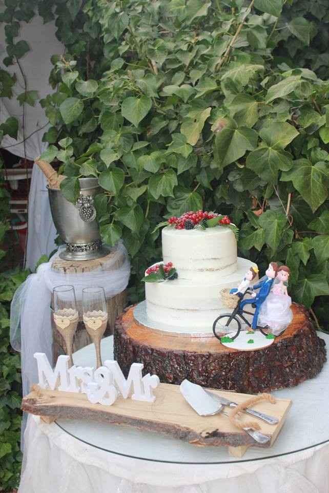Mesa bolo - noivos personalizados - copos aliexpress