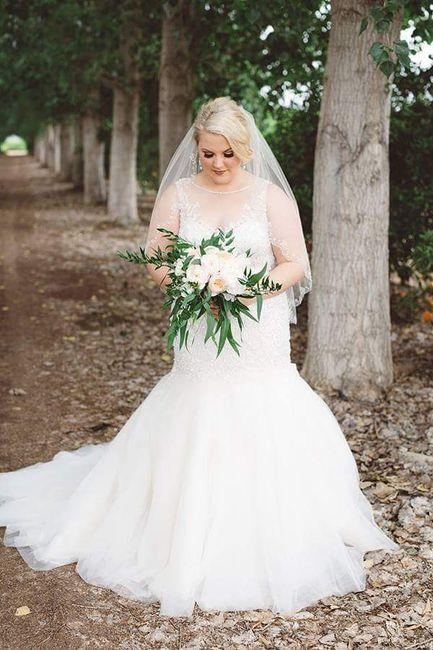 Vestidos de noiva - plus size - 1