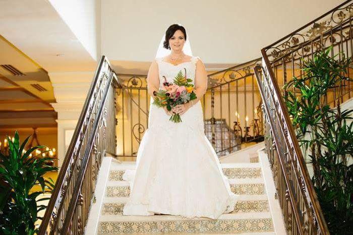 Vestidos de noiva - plus size - 3