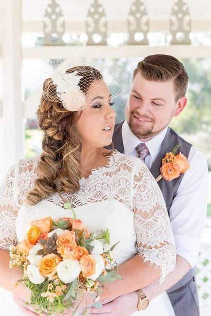 Vestidos de noiva - plus size - 6