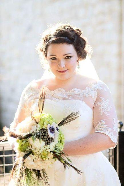 Vestidos de noiva - plus size - 7