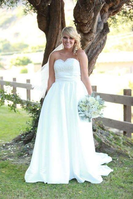 Vestidos de noiva - plus size - 8