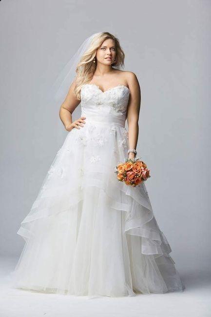 Vestidos de noiva - plus size - 13