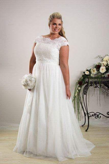 Vestidos de noiva - plus size - 14