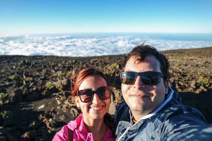 Vulcão Haleakala