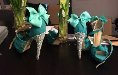 Sapatos terminados