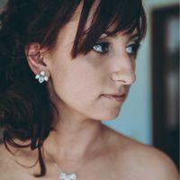 Penteados para noivas com franja - 1