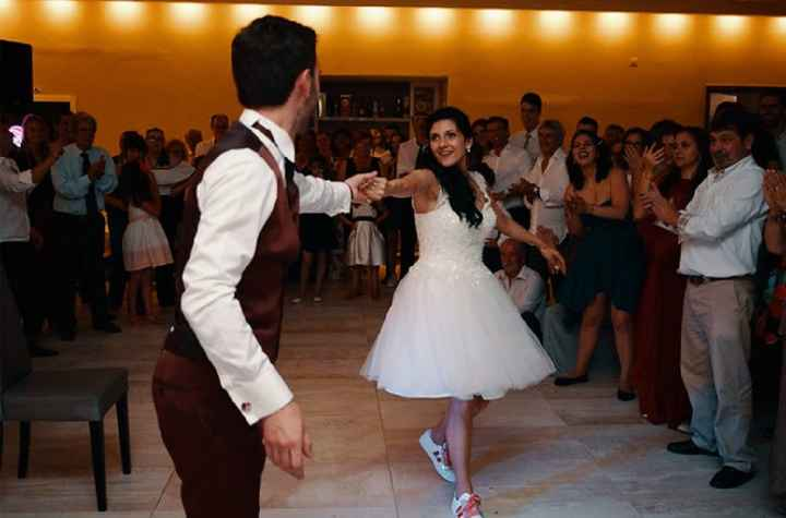 Mudança de Vestido para Dançar - 2
