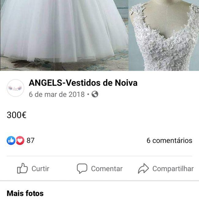 Vestidos de noiva baratos 1