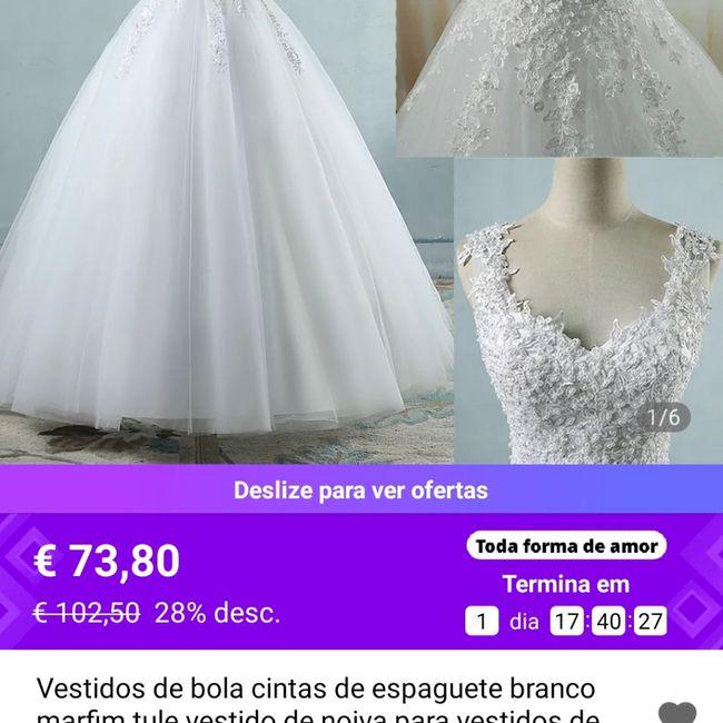 Vestidos de noiva baratos 2