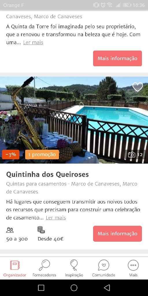 Quintas/espaços perto da Zona de Marco de Canveses - 4