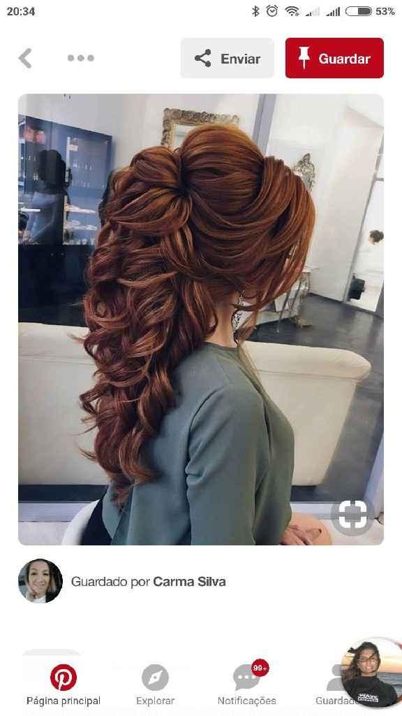 Partilha uma foto do teu penteado ideal! - 1