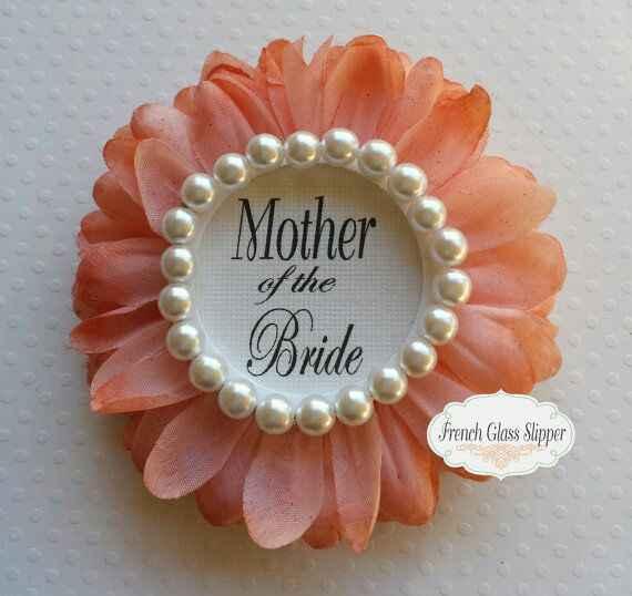 Lembrança de casamento para a mae e para a sogra - 1