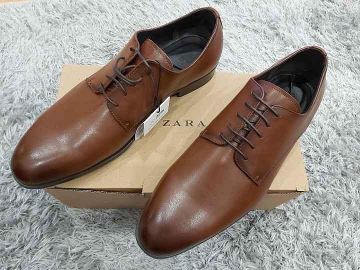 Sapatos dia d - 3
