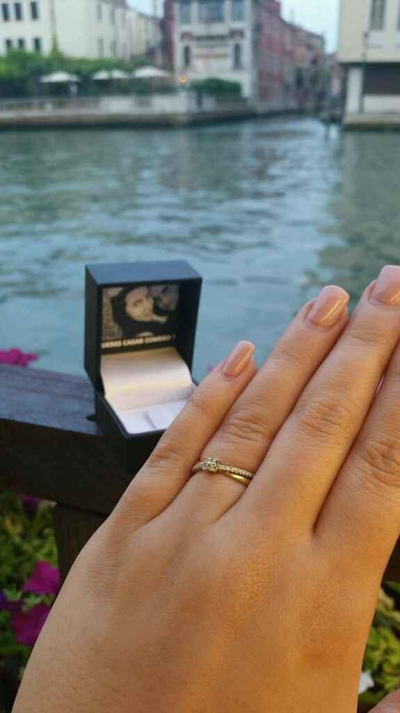 O meu pedido de casamento - 1