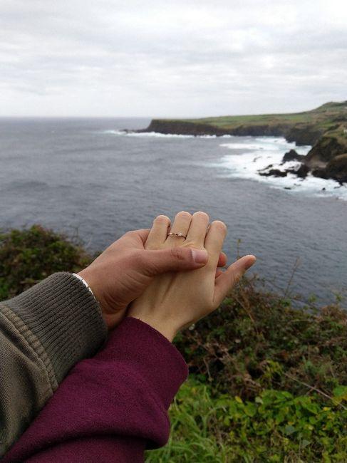 Boa noite :) Adorava ver os vossos anéis de noivado :) Quem quer partilhar? 3