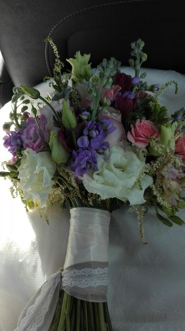 Eis o bouquet - 1
