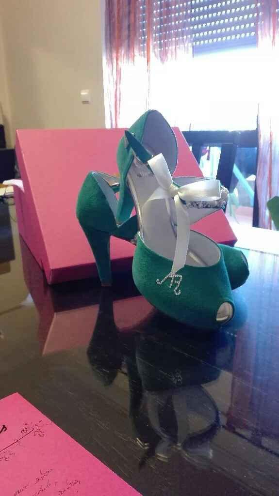Sapatos andiwonder! - 1
