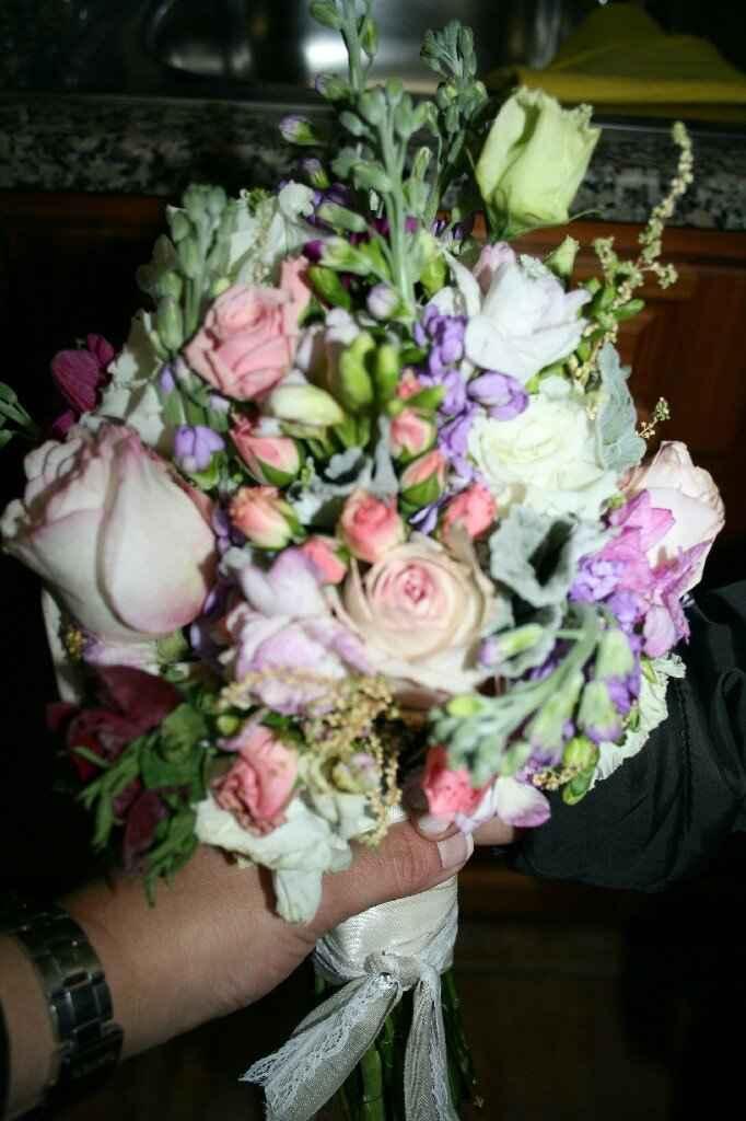 Eis o bouquet - 2