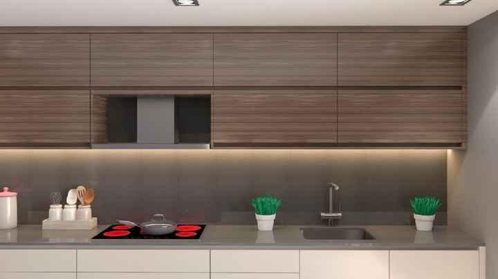 Projeto sala e cozinha 😍 - 3