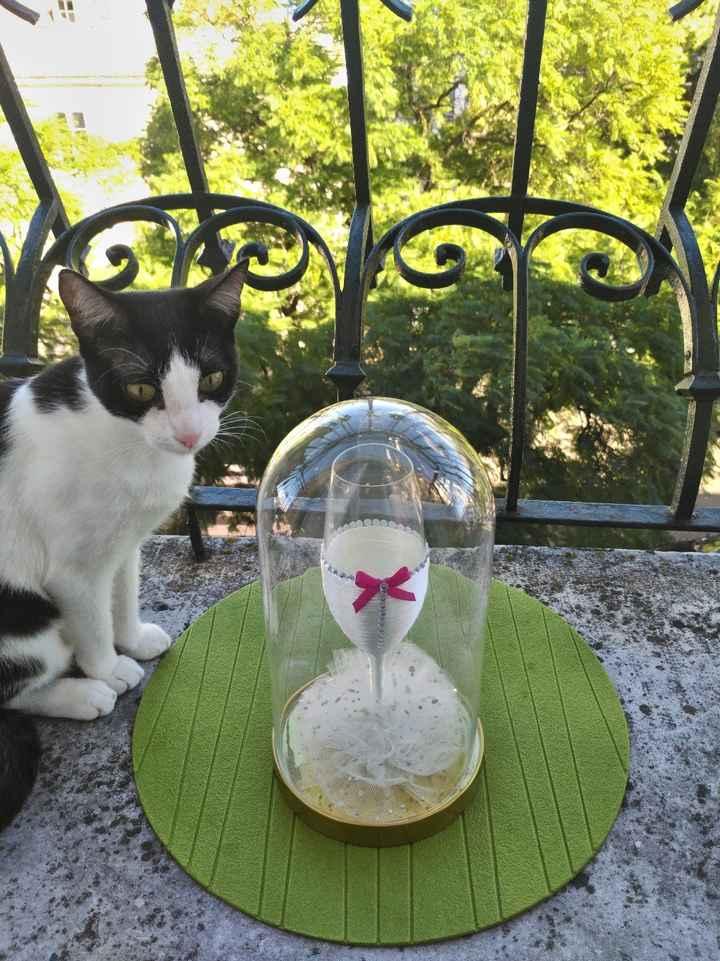 A Violeta adorou o copo ahah
