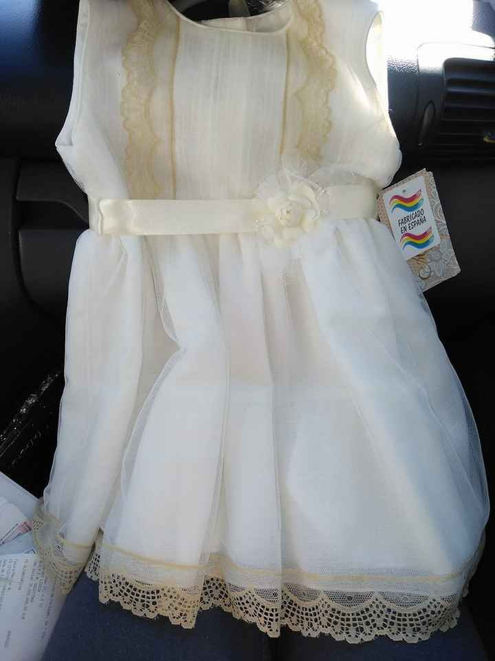 Vestido da princesa pequenina - filhota