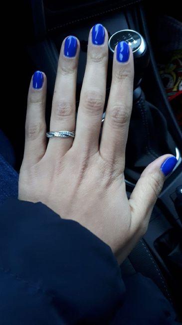 Mostra-nos o teu anel de noivado 😍💍 13